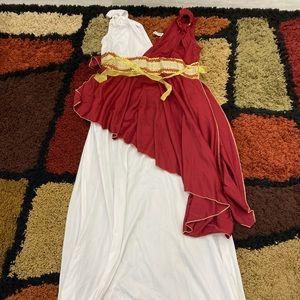 Emperial Empress Halloween Costume.